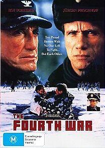The Fourth War DVD Harry Dean Stanton Jurgen Prochnow Roy Scheider Frankenheimer