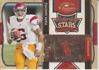 Mark Sanchez Piece of Authentic Football Trading Cards