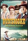 Gunsmoke: The Sixth Season, Vol. 1 (DVD, 2012, 3-Disc Set)