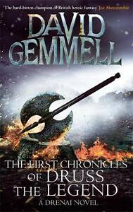 The First Chronicles of Druss the Legend by David Gemmell (Paperback, 2012)