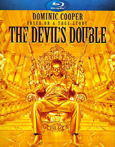 The Devil's Double [Blu-ray] New DVD! Ships Fast!