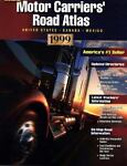 Deluxe Motor Carriers Road Atlas, Rand McNally Staff, 0528840312