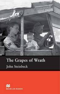 The Grapes of Wrath - Upper Intermediate by John Steinbeck (Paperback, 2009)