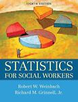 Statistics for Social Workers