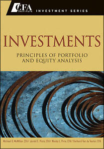 Investments, Michael McMillan