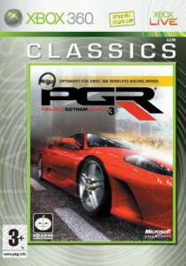 Project Gotham Racing 3 -- Classics (Microsoft Xbox 360, 2007, DVD-Box) - <span itemprop='availableAtOrFrom'>Schwechat, Österreich</span> - Project Gotham Racing 3 -- Classics (Microsoft Xbox 360, 2007, DVD-Box) - Schwechat, Österreich