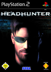 Headhunter (Sony PlayStation 2, 2002, DVD-Box) Neuwertig