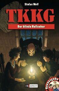 Wolf, Stefan - TKKG - Der blinde Hellseher: Band 2