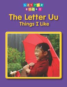 The Letter Uu: Things I Like, Shannon Cannon