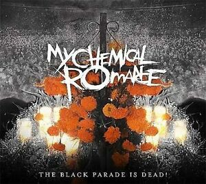 my chemical romance new disc:
