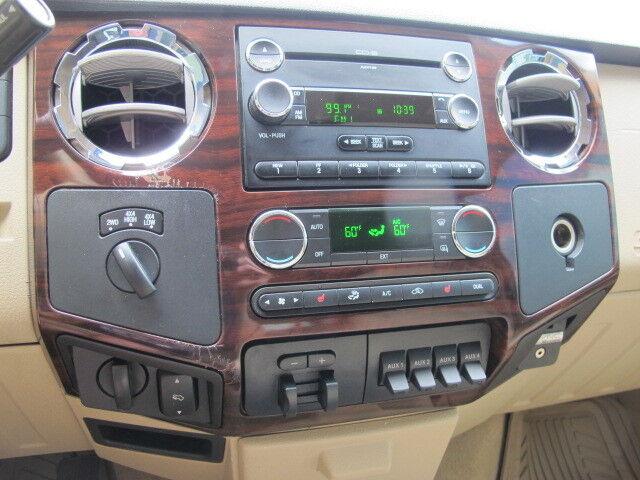 Ford F250 Lariat Super Duty Crew Cab FX4 4x4 6 4L Turbo Diesel Leather Loaded