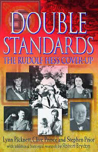 Double-Standards-The-Rudolf-Hess-Cover-up-Picknett-Lynn-Good-Book