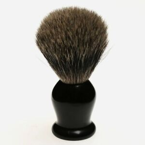 NEW-Handmade-BADGER-SHAVING-BRUSH-RARE-RRP-64-99