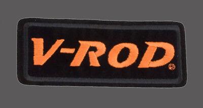 Harley Davidson Genuine V-rod Patch