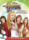 Hannah Montana: Life's What You Make It (DVD, 2010, Canadian)