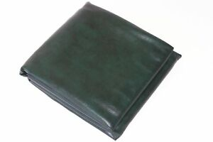 QUALITY-Pool-Snooker-Billiard-Table-Cover-Fitted-Heavy-Duty-Vinyl-8ft-GREEN
