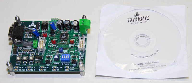 Trinamic TMC236/239EVAL Evaluation Board with Software