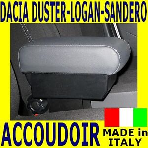 accoudoir pour dacia duster logan sandero armrest for ebay. Black Bedroom Furniture Sets. Home Design Ideas