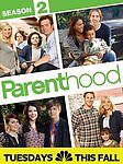 New-Sealed-Parenthood-The-Complete-Second-Season-DVD-2