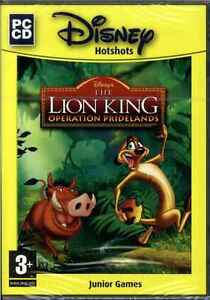 Disney Hotshots, The Lion King, Operation Pridelands PC