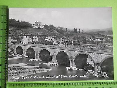 TOSCANA- LUCCA(LU)-Ponte sul fiume Sarchio - 13499