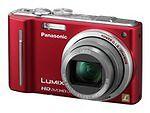 Panasonic LUMIX DMC-ZS7R 12.1 MP Digital Camera - Red (MPN)