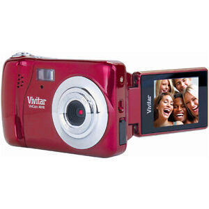 Vivitar-ViviCam-iTwist-X018-Digital-Camera-10-MP-RED-OR-PURPLE-HD-VIDEO-MODE