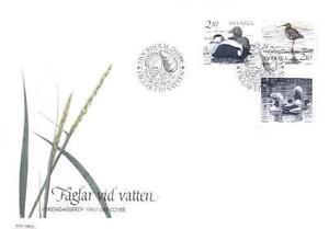 Sweden 1986 Mi 1376-78 FDC Kaczki Birds Ducks Vogels - <span itemprop=availableAtOrFrom> Dabrowa, Polska</span> - Sweden 1986 Mi 1376-78 FDC Kaczki Birds Ducks Vogels -  Dabrowa, Polska