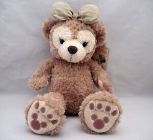 NEW Kawaii DISNEY ShellieMay BEAR PLUSH 17inch TDS Japan exclusive Duffy