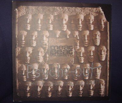 MEAT BEAT MANIFESTO - Psyche-Out - Old Skool/Beat