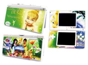 DS-LITE-Skin-Sticker-NDSL-Kicking-Up-Dust-TINKERBELL