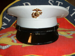 USMC-MARINE-DRESS-BLUE-NEW-COVER-SIZE-7-1-4