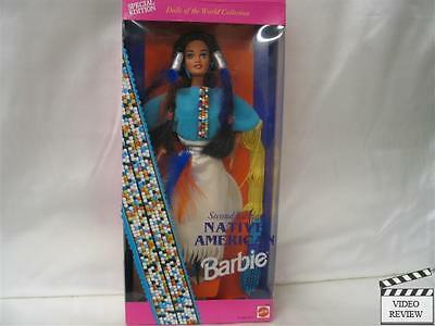 Native American Barbie Special Edition 1993 World