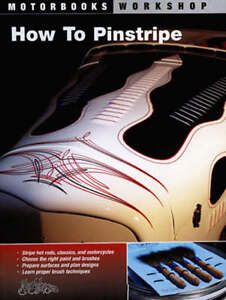 NEW-How-to-Pinstripe-by-Alan-Johnson-Paperback-Book-English-Free-Shipping