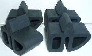 FORD-FAIRMONT-FAIRLANE-FALCON-ZC-ZD-XR-XT-XW-GT-DOOR-SEAL-STOP-RUBBERS