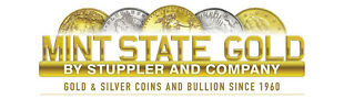 Mint State Gold by Stuppler and Co