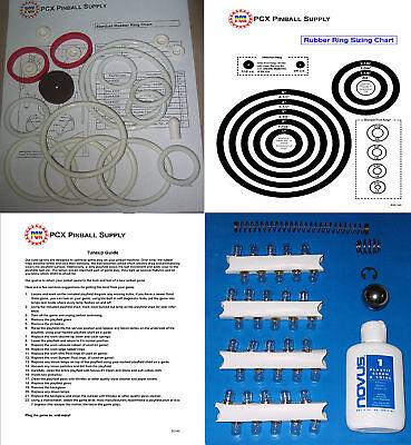 1971 Williams Stardust Pinball Tune-up Kit