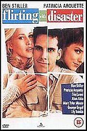 Flirting With Disaster [DVD] -  BEN STILLER - TEA LEONI - RARE 90S COMEDY - UK