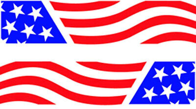 Rc Airbrush Stencils/paint Masks Flag Set 11 (single Use Only)