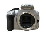 Canon EOS Digital Rebel XT / 350D 8.0 MP Digital SLR Camera - Black (Body Only)