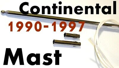 Power Antenna Mast Lincoln Continental 1990-1997