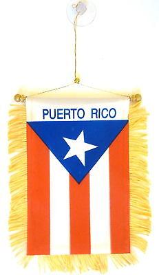 Puerto Rico Mini Banner / Puerto Rico Flag