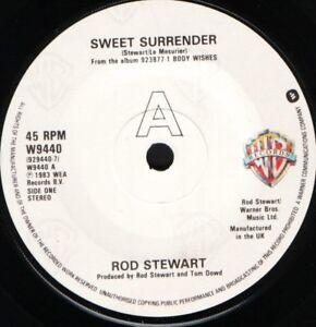 ROD-STEWART-sweet-surrender-7-WS-EX-uk-warner-W9440