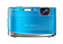Fujifilm FinePix Z70 12.2 MP Digital Camera - Blue