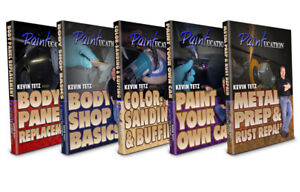 PAINTUCATION-INSTRUCTIONAL-FIVE-DVD-SET-KEVIN-TETZ-NEW