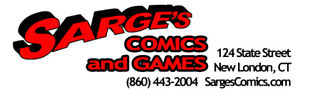 Sarge's Comics and Games