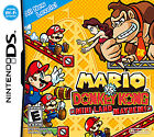 Mario vs. Donkey Kong Mini-Land Mayhem  (Nintendo DS, 2010) (2010)