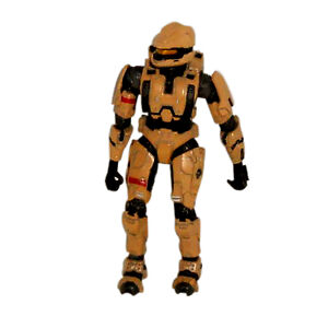 McFarlane Toys Halo 3 Series 2: Tan Spartan Soldier Scout Action Figure