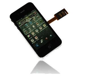 iphone 4 andere sim karte