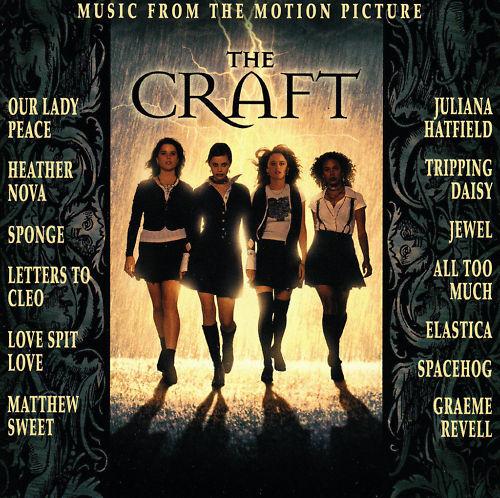 The Craft-1996-Original Movie Soundtrack- CD